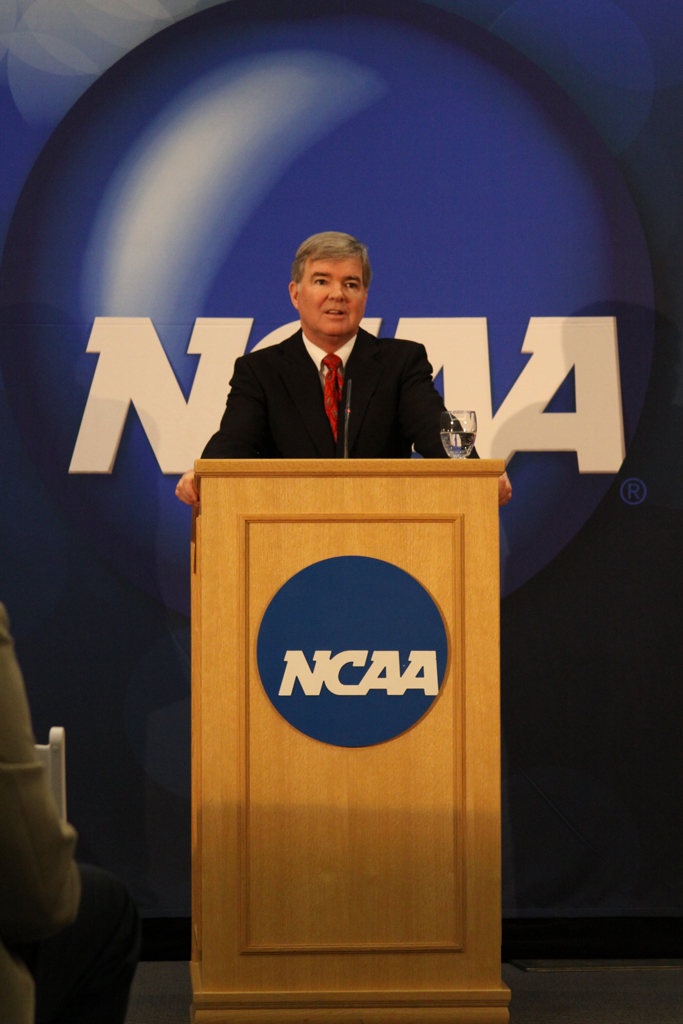 Mark Emmert, NCAA Emperor