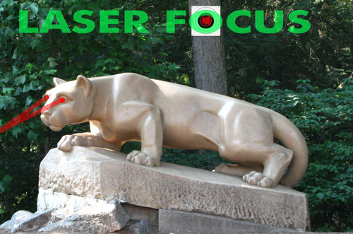 Laser Focus: NCAA, heal thyself!